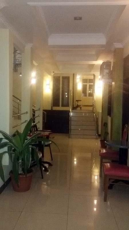 Corridor Lt. 3